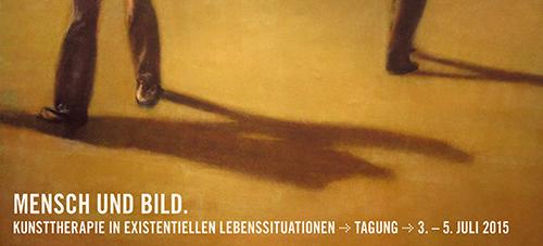 Mensch und Bild Ulrika Eller Rueter Kunsttherapie Tagung – Pressemitteilung